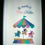 Fantacarta di Alessandra Schiavoni-giostrina colorata in feltro colori a pastello