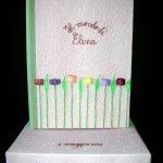 Fantacarta di Alessandra Schiavoni- fiori di carta bimba